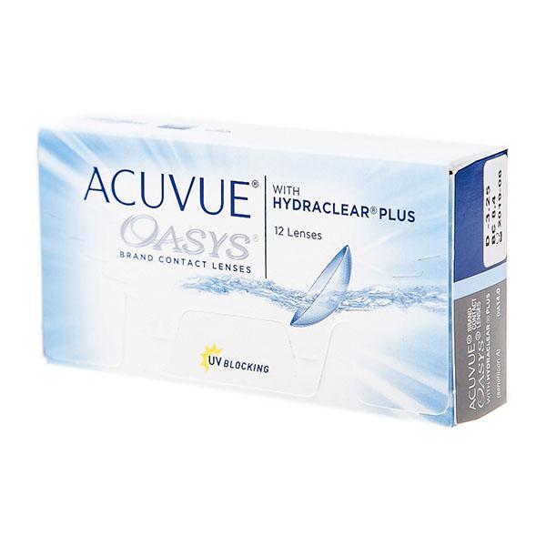 Acuvue Oasys (12 линз)